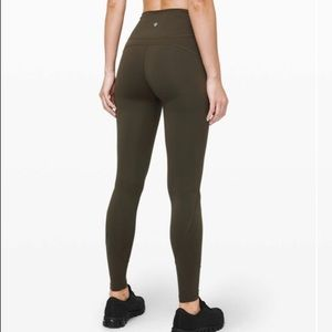 Lululemon In Movement Leggings
